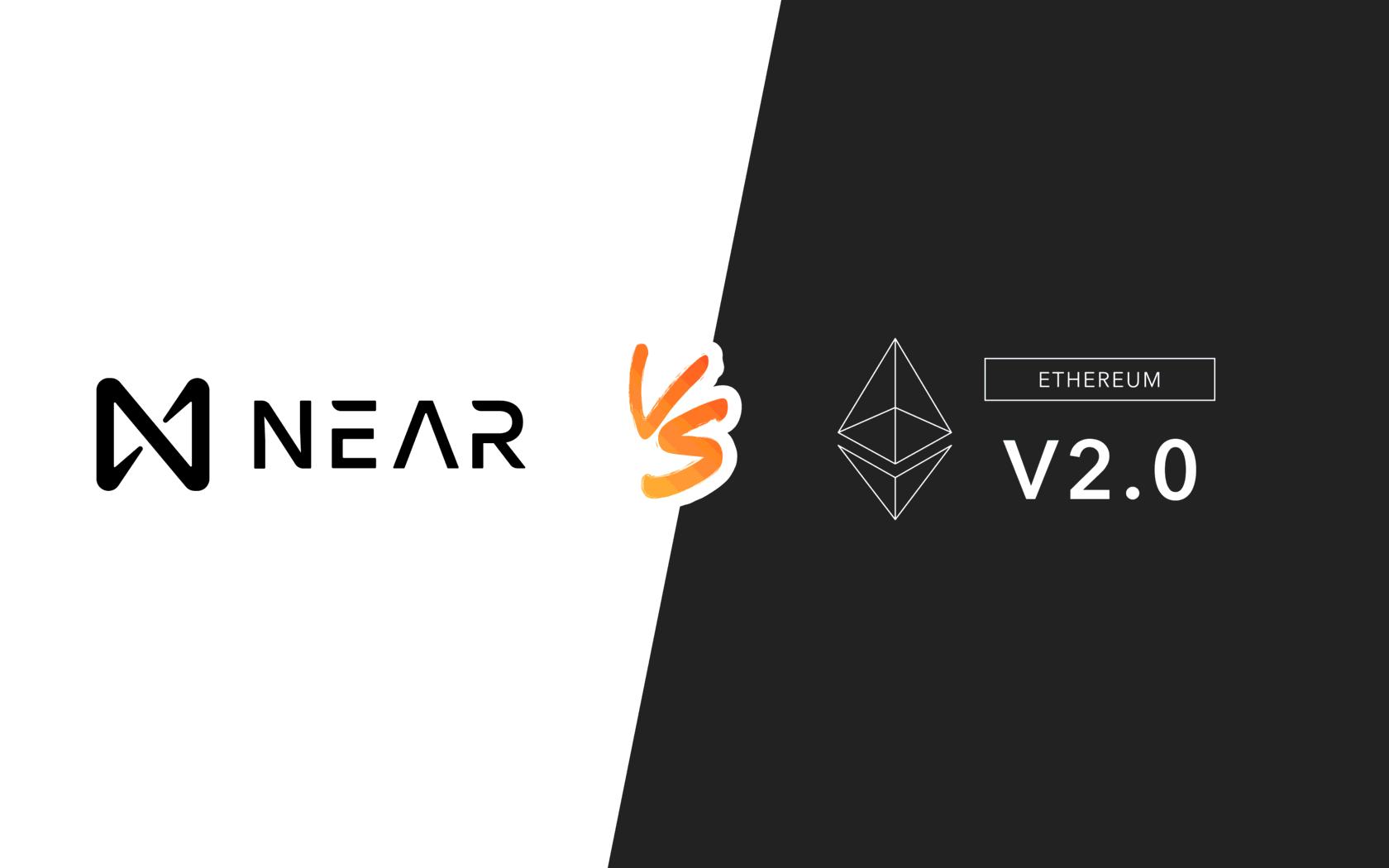 ethereum vs near cover