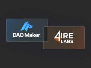 DAO maker announce preview