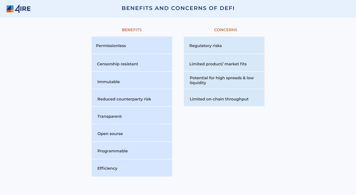 defi lending pros and cons