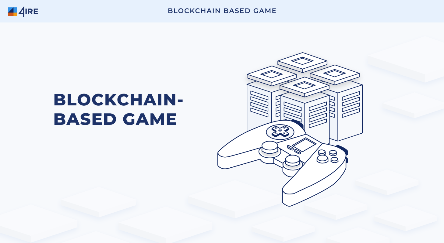 blockchain based game